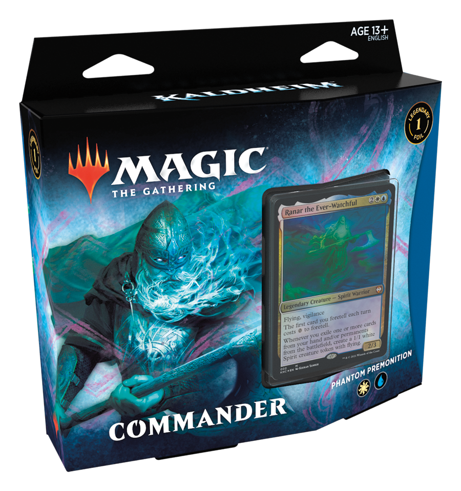 Kaldheim - Commander Deck: Phantom Premonition