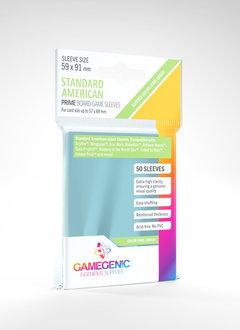 Gamegenic PRIME Sleeves: Standard American (50)