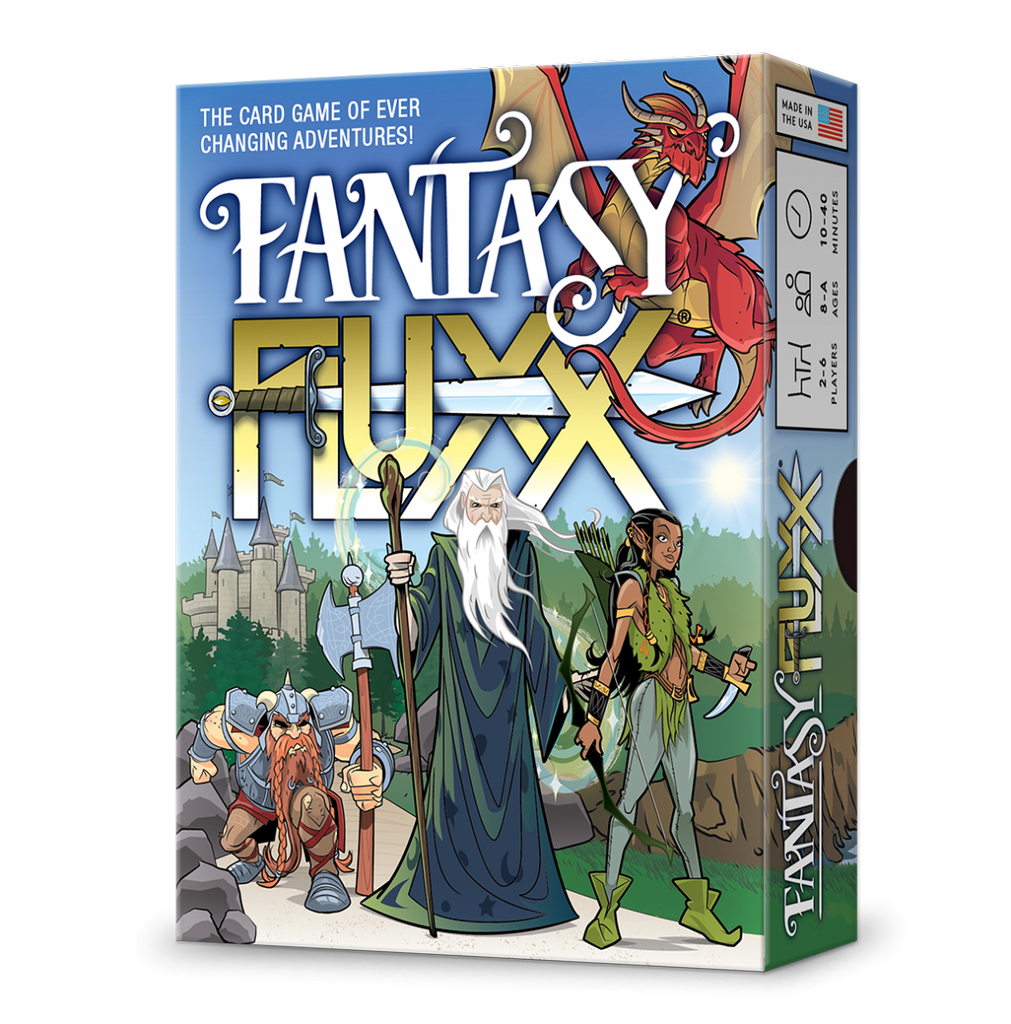 Fantasy Fluxx (EN)