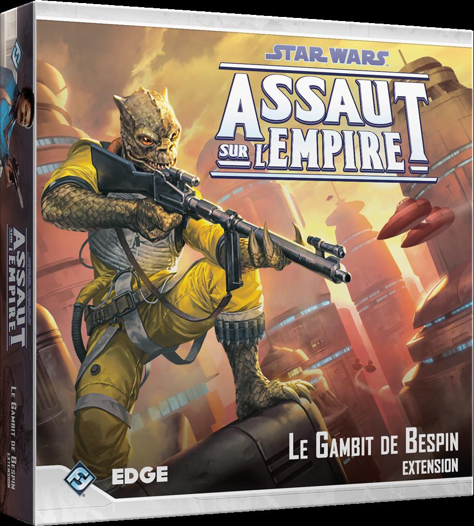Assaut sur l'Empire : Le Gambit de Bespin