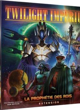 Twilight Imperium 4E: La Prophétie des Rois (FR)