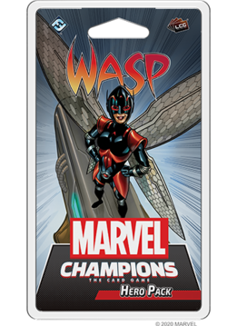 Marvel Champions: Wasp Hero Pack (EN)