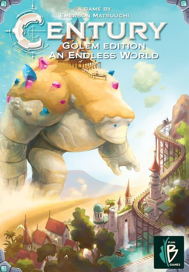 Century: Golem Edition – An Endless World  (ML)