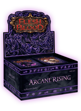 Flesh and Blood: Arcane Rising Unlimited Edition Booster Box
