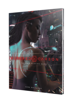 Altered Carbon RPG Standard Edition