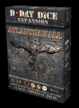 D-Day Dice: Atlantikwall Exp.