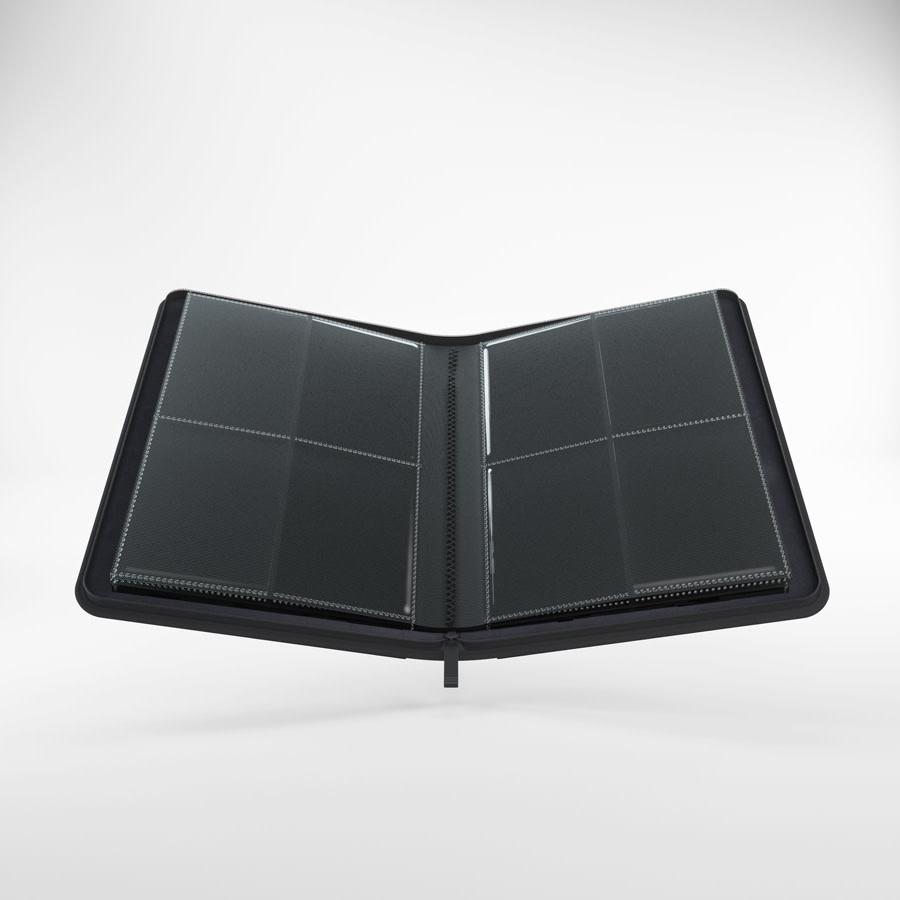 Zip-Up Album: 8-Pocket Black