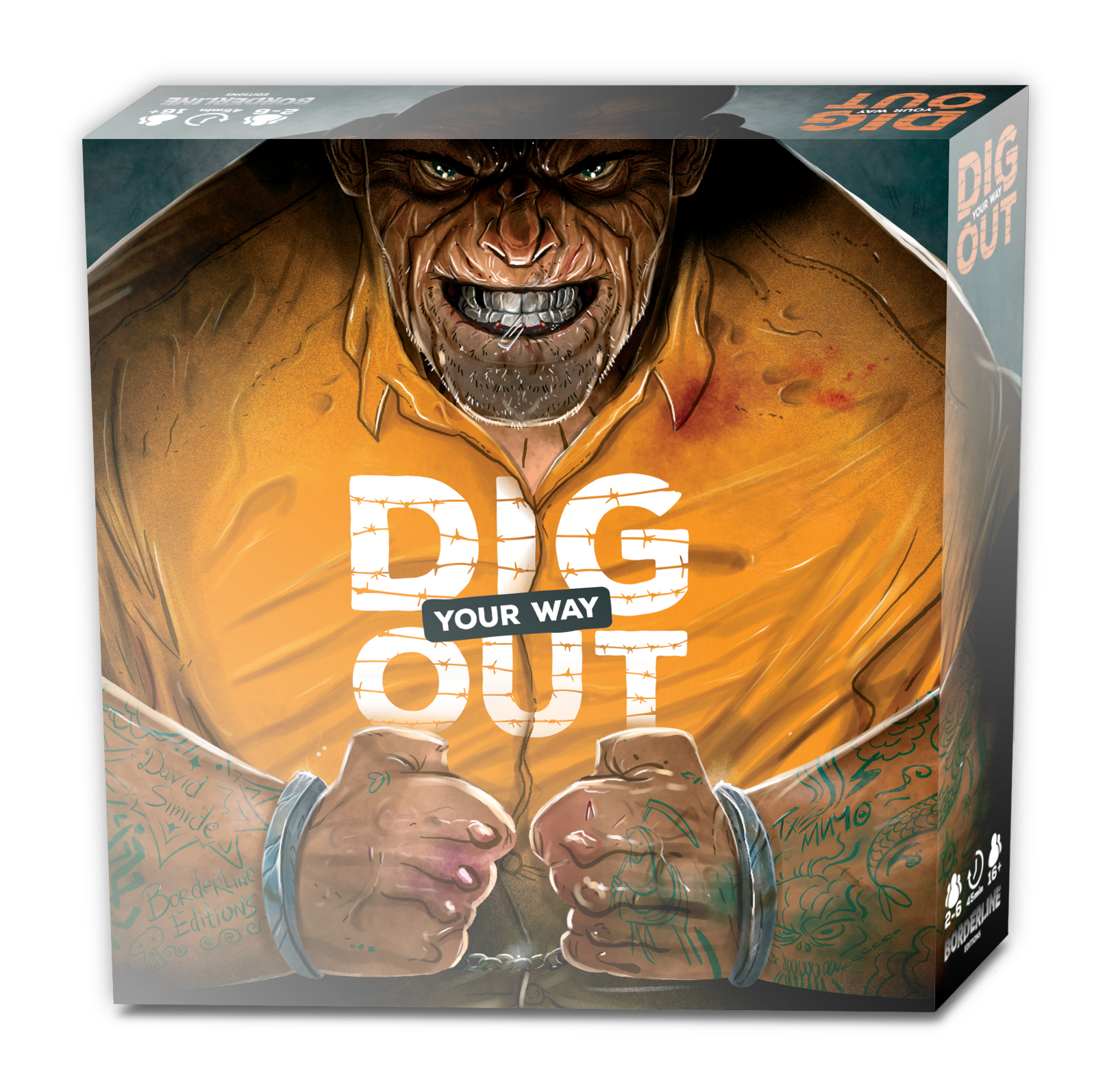 Dig Your Way Out (FR)