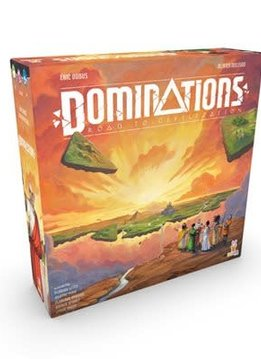 Dominations: Road to Civilization (ENG)