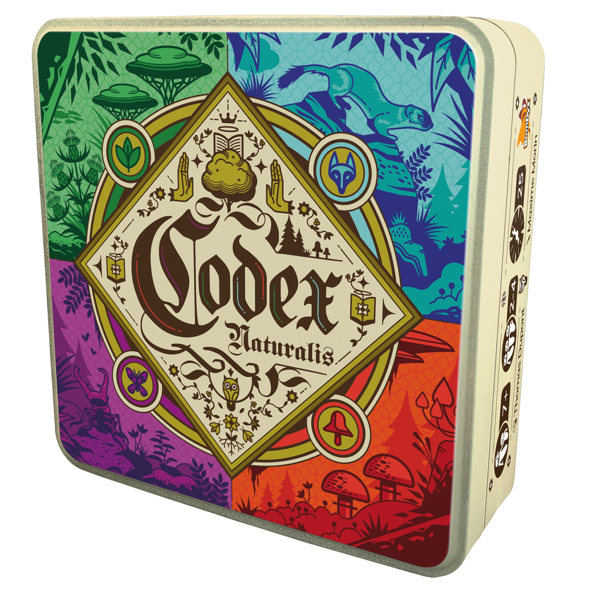 Codex Naturalis (FR)