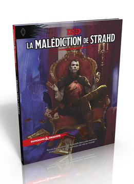 Donjons & Dragons: La Malédiction de Strahd (VF)