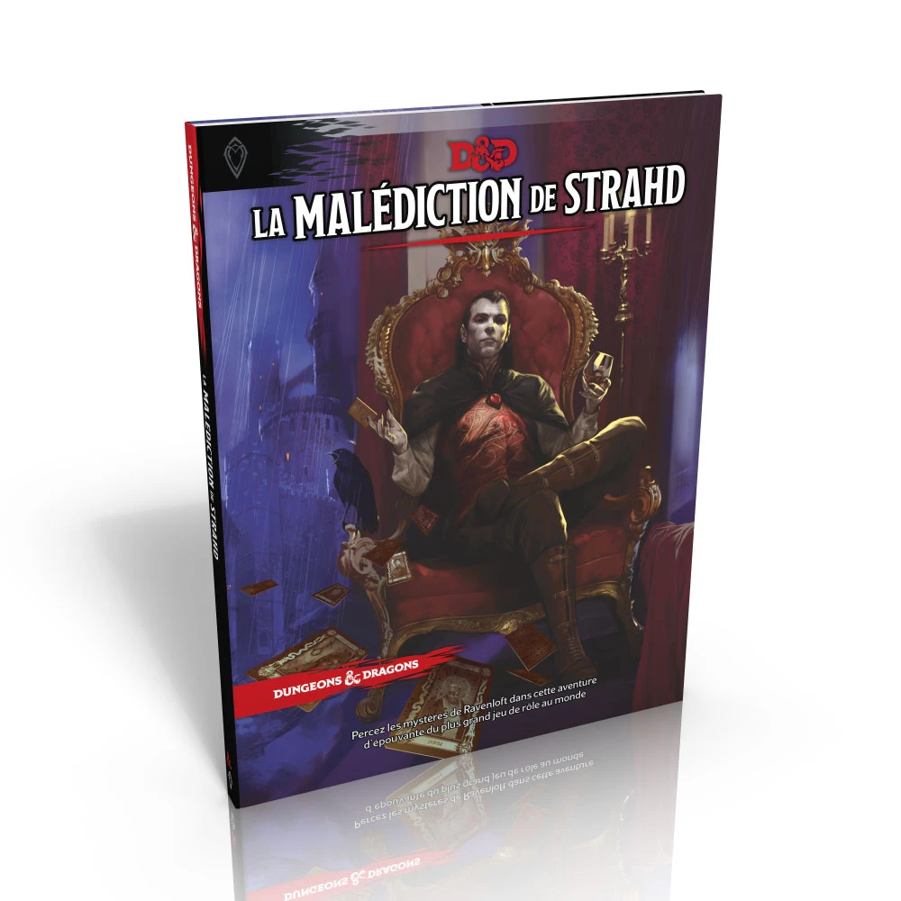 Donjons & Dragons: La Malédiction de Strahd (VF)