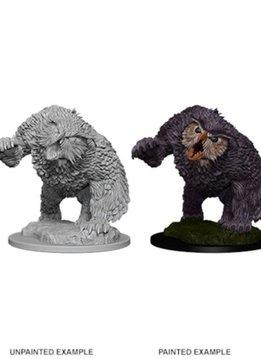 D&D Unpainted Minis: Owlbear (WV12.5)