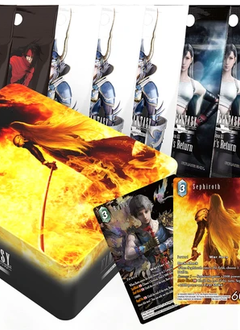 Final Fantasy TCG Tin Gift Set 2