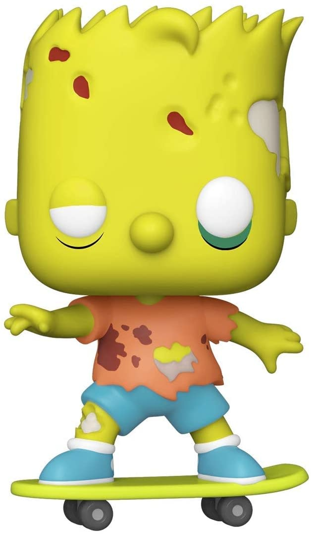 POP! The Simpsons: Zombie Bart