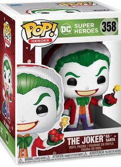 POP! Heroes DC Holiday: Santa Joker
