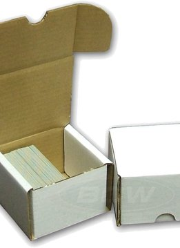 Boite en carton / Cardboard Box - 200 CT