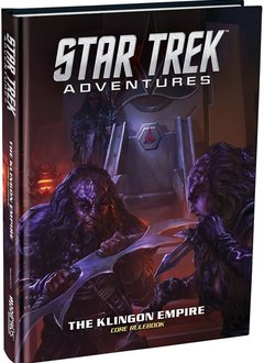 Star Trek Adventures: Klingon Empire Core Rulebook
