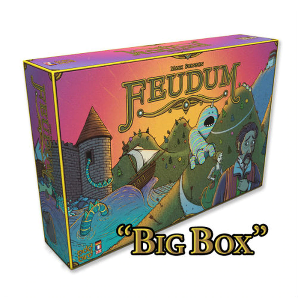 Feudum Big Box Limited Edition