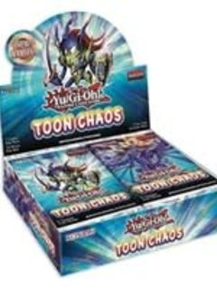 YGO Toon Chaos Booster Box UNLIMITED Ed.
