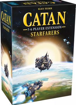 Catan: Starfarers - 5-6 Players Exp. (EN)