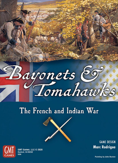 Bayonets & Tomahawks par Marc Rodrigue (Sortie 15 février)