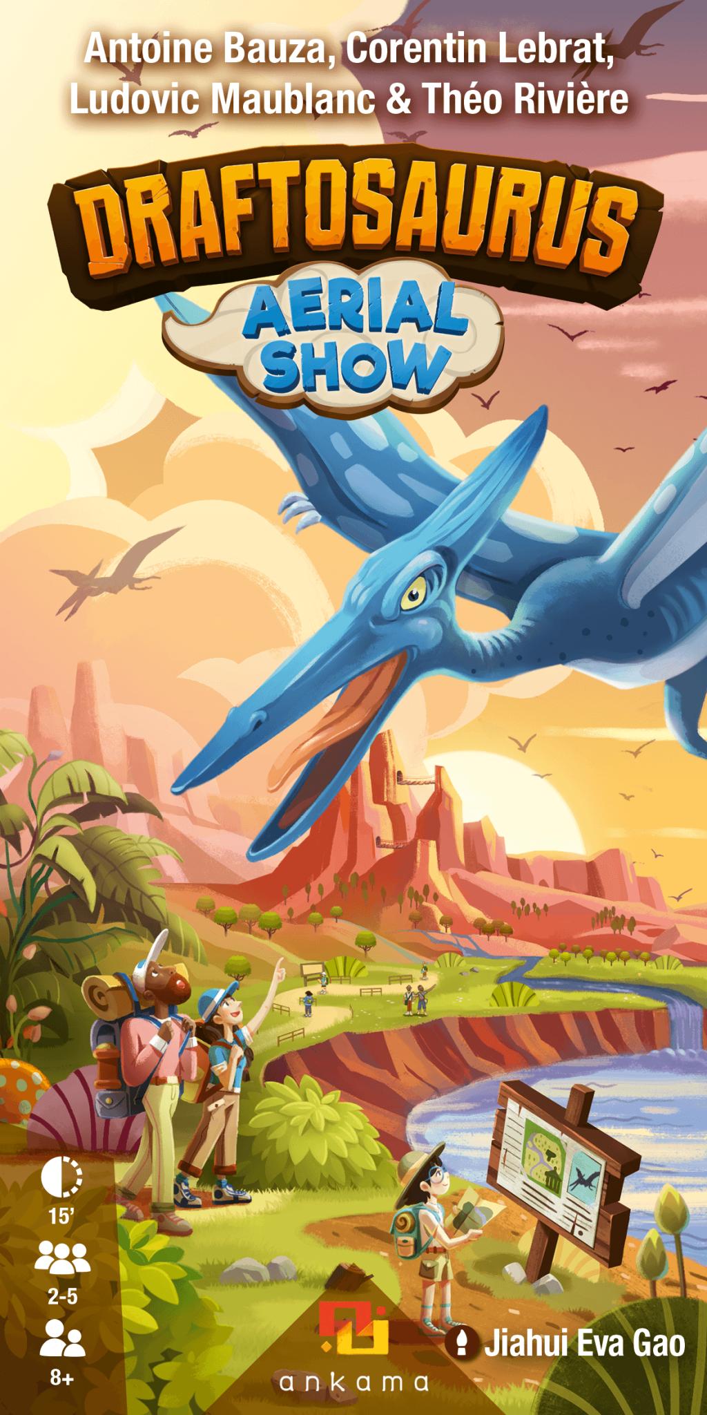 Draftosaurus: Aerial Show (ML)