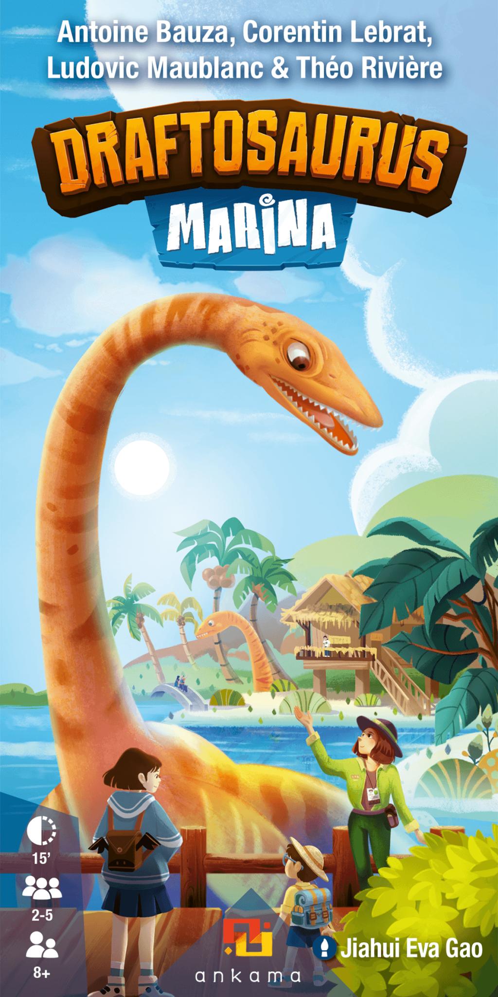 Draftosaurus: Marina (ML)
