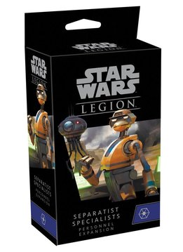 Star Wars: Legion - Separatist Specialists Personnel Expansion (19 février 2021)