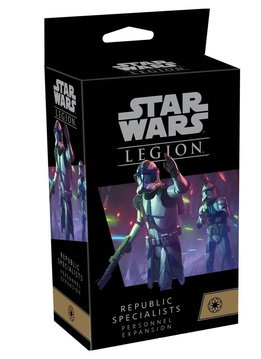 Star Wars: Legion - Republic Specialists Personnel Exp. (19 février 2021)