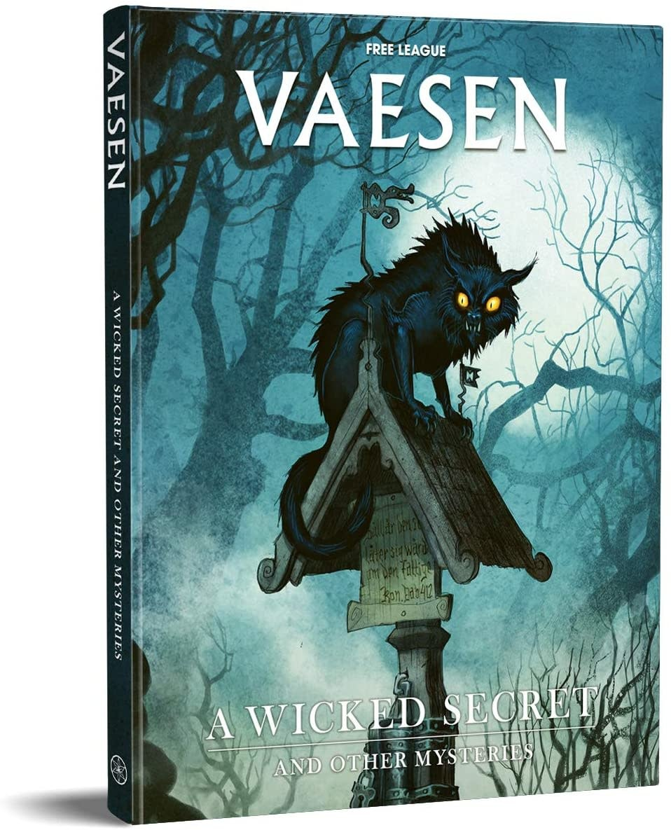 Vaesen: A Wicked Secret and Other Mysteries