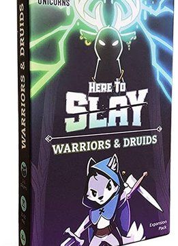 Here to Slay: Warriors and Druids Exp.