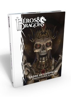 Héros & Dragons - Cadre de Campagne (HC)