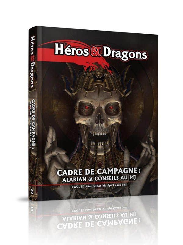 Héros & Dragons - Cadre de Campagne (SC)