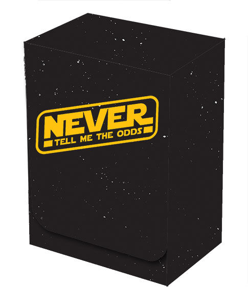 Deck Box: Never Tell Me the Odds
