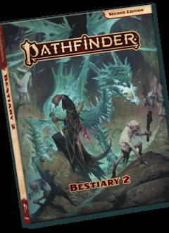 Pathfinder 2E: Bestiary 2 Pocket Edition