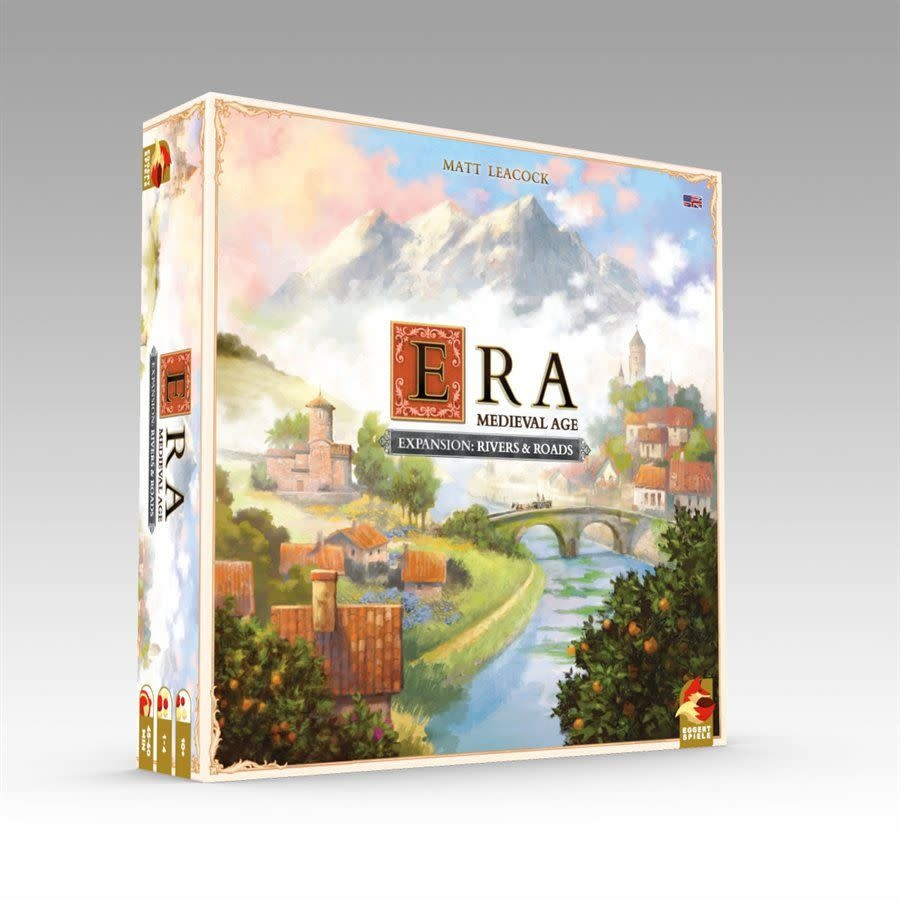 Era: Medieval Age - Rivers and Roads (ML)