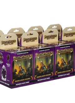 Pathfinder Battles Minis: Darklands Rising 8ct. Booster Brick