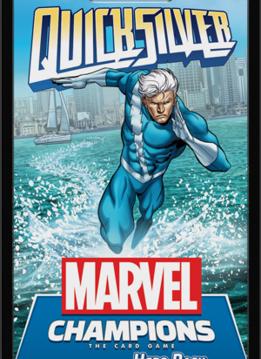 Marvel Champions: Quicksilver Hero Pack (EN)