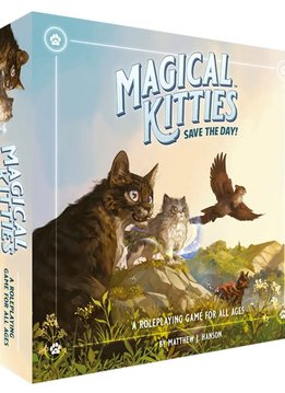 Magical Kitties Save the Day (Core Box)