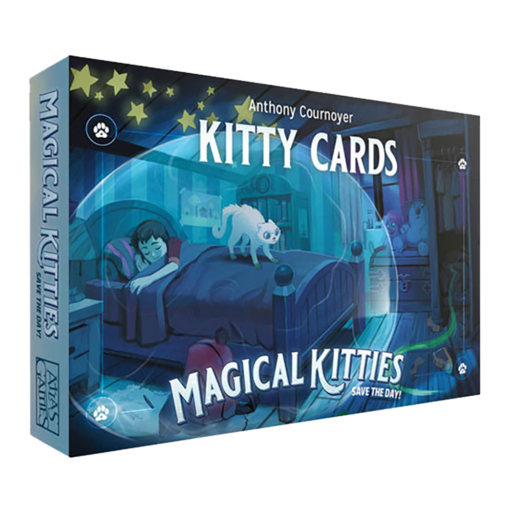 Magical Kitties Save the Day: Kitty Cards