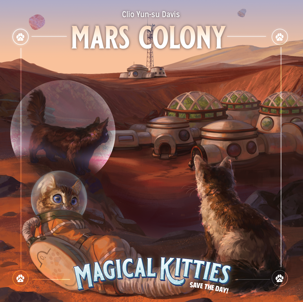 Magical Kitties Save the Day: Mars Colony (SC)