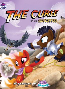 Tails of Equestria: The Curse of the Statuettes Adventure & Screen
