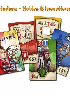 Hadara: Nobles & Inventions Mini Exp.