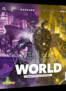 It's a Wonderful World: Corruption et Ascension (FR)