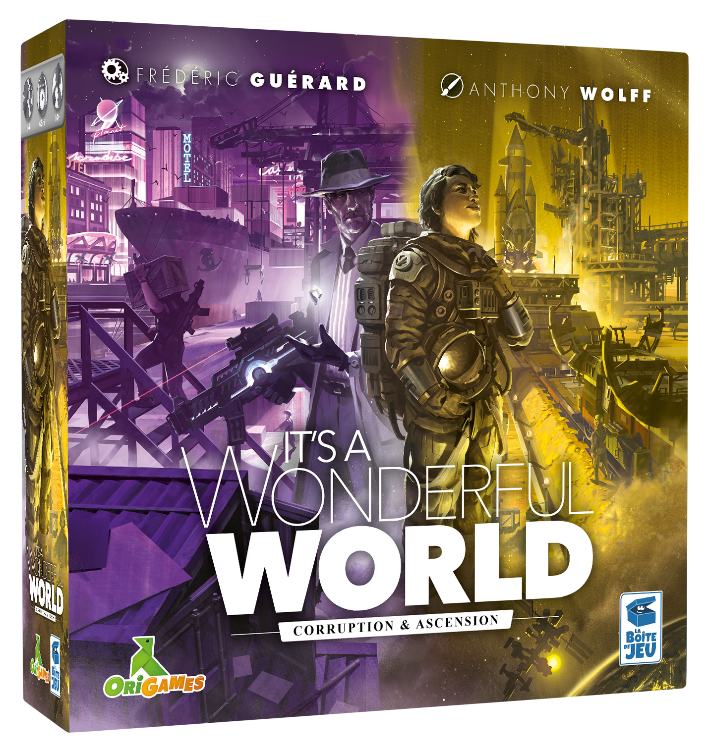 It's a Wonderful World: Corruption et Ascension (FR)
