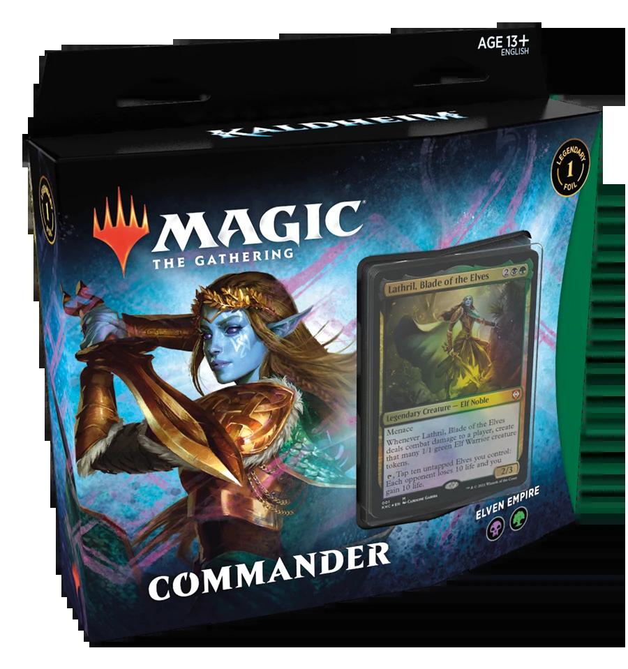 Kaldheim - Deck Commander: Empire Elfe (FR)