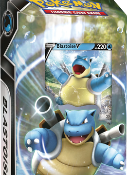 Pokémon V Battle - Theme Deck: Blastoise V