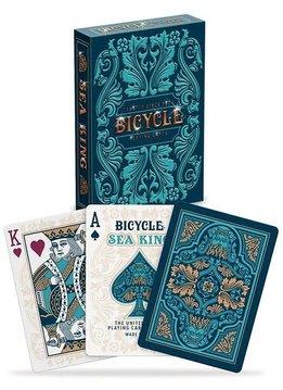 Bicycle Deck: Sea King