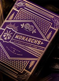Theory 11 : Card Deck: Purple Monarchs